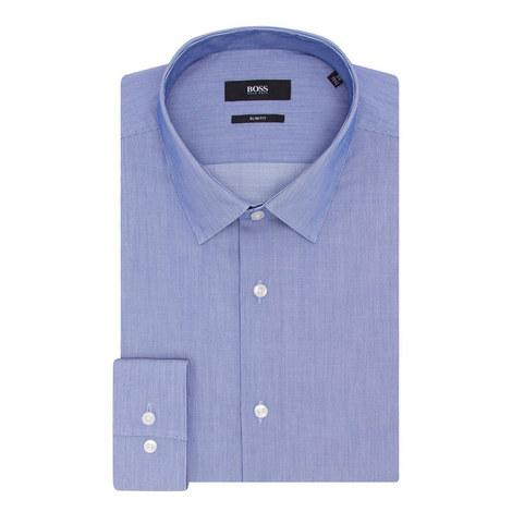 Isko Fine Stripe Shirt, ${color}