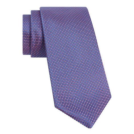 Spot Print Tie, ${color}