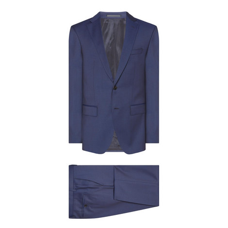 Johnstons5/Lenon1 Two-Piece Suit , ${color}