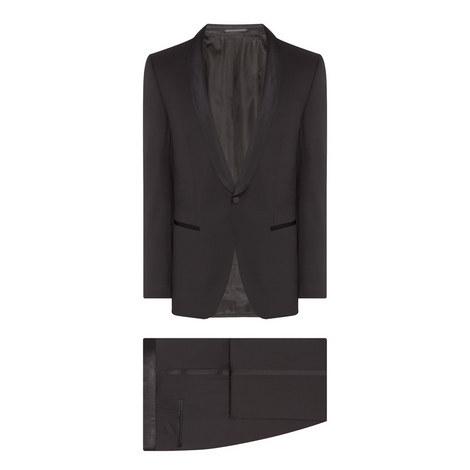 Hanfrey Shawl Collar Tuxedo, ${color}