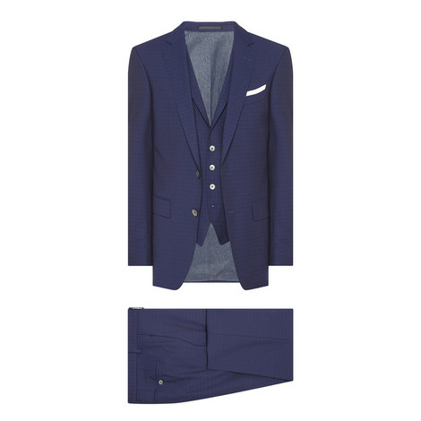 Hutsons5/Gander3 Three-Piece Suit  , ${color}