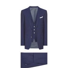 Hutsons5/Gander3 Three-Piece Suit