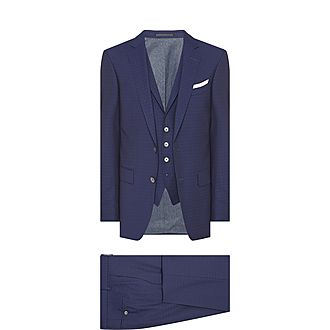 8967adbb0 Hutsons5/Gander3 Three-Piece Suit