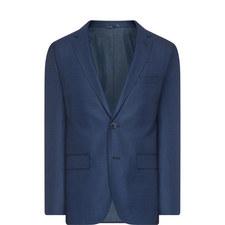 Jewels Woven Wool Jacket