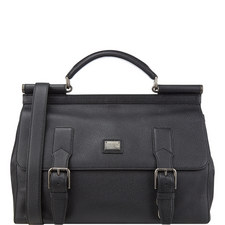 Sicily Leather Travel Bag