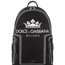 Printed Vulcano Backpack