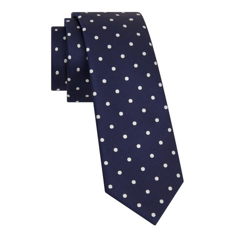 Martini Polka Dot Tie, ${color}