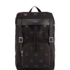 Canvas Star Backpack