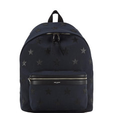 Star Appliqué Backpack