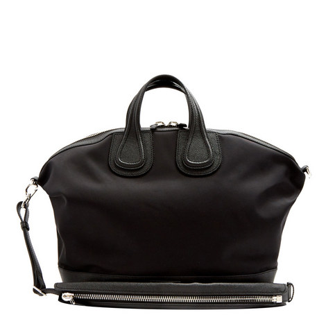 Canvas and Leather Nightingale Holdall, ${color}
