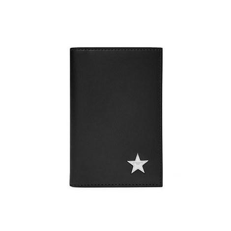 Smooth Star Billfold Wallet, ${color}