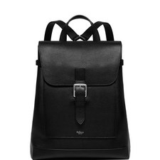 Chiltern Grained Leather Backpack