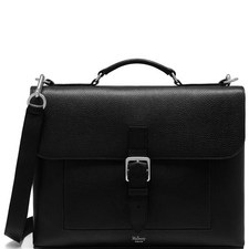 Chiltern Grained Briefcase Small