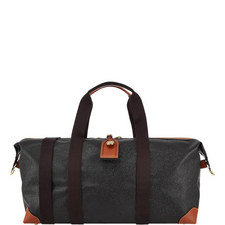 Clipper Leather Holdall Medium