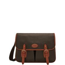 Heritage Scotchgrain Messenger Bag