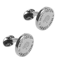 Button Screw Cufflinks