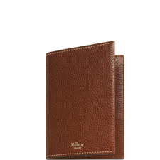 Natural Grain Passport Cover
