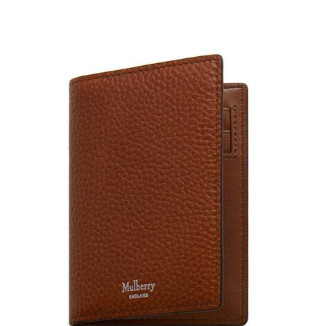 Natural Grain Card Wallet, ${color}