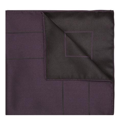 Print Pocket Square, ${color}