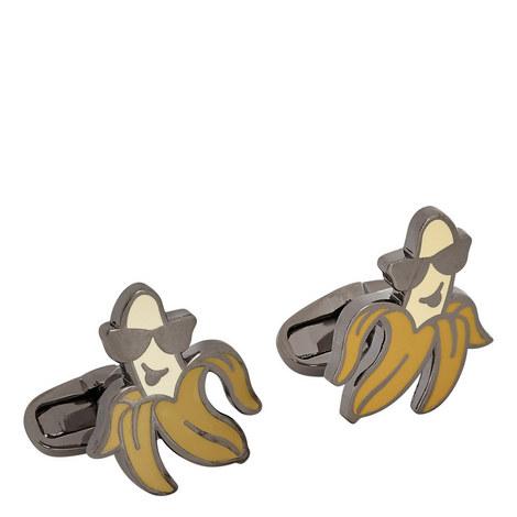 Banana Cufflinks, ${color}