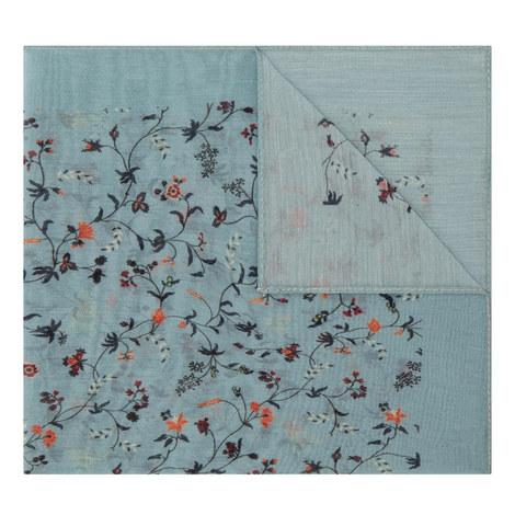 Floral Pocket Square, ${color}