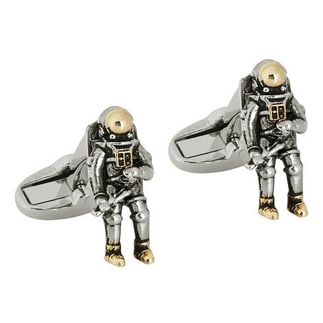 Space Man Cufflinks, ${color}
