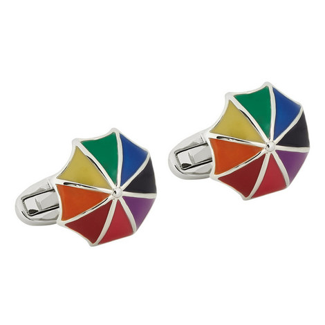 Umbrella Cufflinks, ${color}