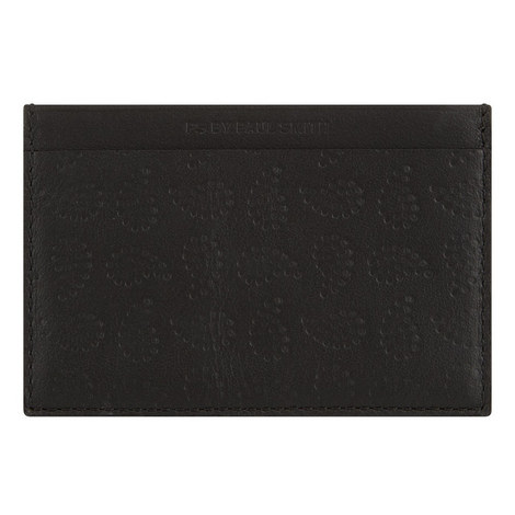 Paisley Embossed Leather Cardholder, ${color}