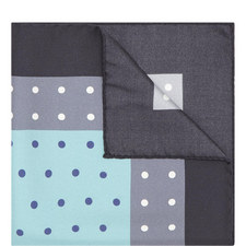 Dot Pattern Pocket Square