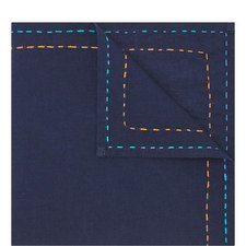 Happiness Motif Pocket Square