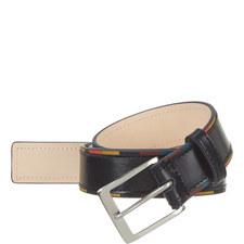 Stripe Edge Belt