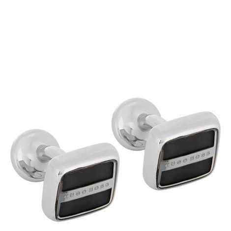 Robert Square Cufflinks, ${color}