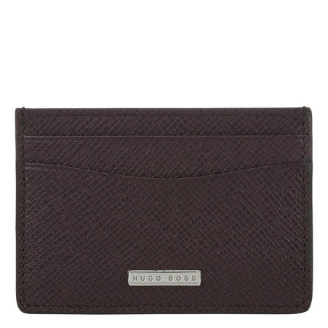 Signature Leather Card Holder, ${color}