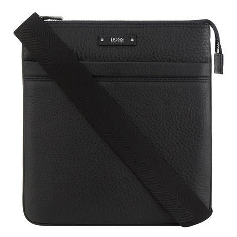 Leather Traveller Messenger Bag, ${color}