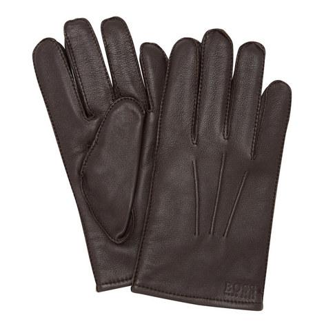 Haindt Leather Gloves, ${color}