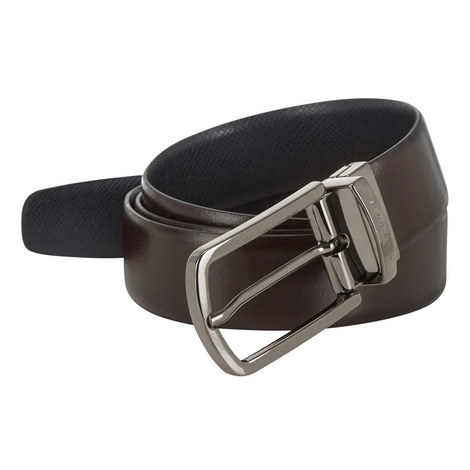 Ofiro Reversible Leather Belt, ${color}