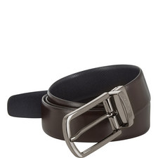 Ofiro Reversible Leather Belt
