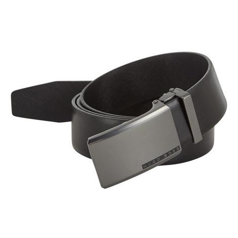 Reversible Buckle Belt Gift Set, ${color}