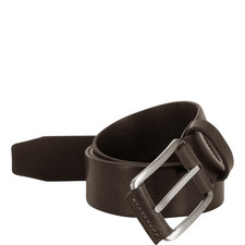 Scar Leather Belt