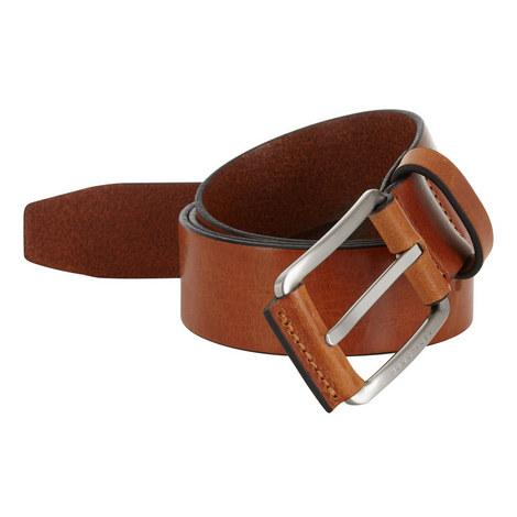 Scar Leather Belt, ${color}