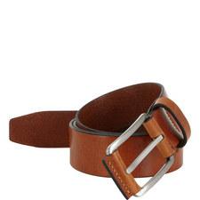 Scar Leather Belt
