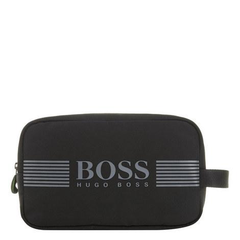 174fc2da79 BOSS Branded Wash Bag