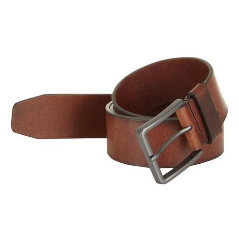Serenus Leather Belt, ${color}