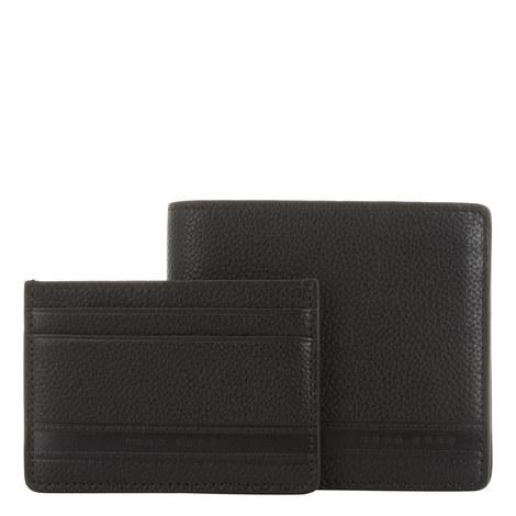 Billfold Wallet & Card Holder Gift Set, ${color}