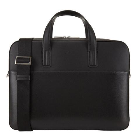 Focus Leather Briefcase, ${color}