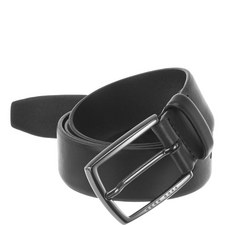 Celie Leather Belt