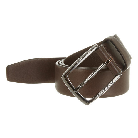 Celie Leather Belt, ${color}