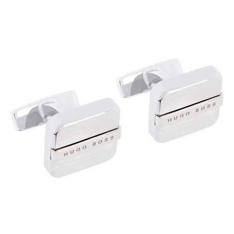 Mat Square Cufflinks , ${color}
