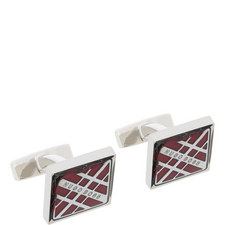 Cole Stripe Cufflinks