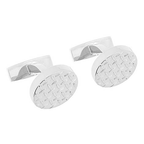 Anthony Round Cufflinks , ${color}